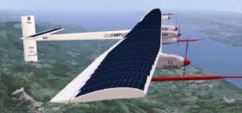 SOLAR IMPULSE 2 : L'avion solaire de nouveau dans les airs