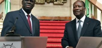 RELATION DIPLOMATIQUE: L'axe Abidjan-Ouaga se rétrécit
