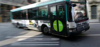 PARIS : Un chauffeur de bus perd le contrôle de sa manœuvre et percute tout sur son passage