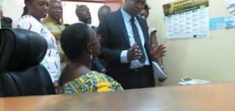 PRESTATIONS DE LA SONABEL: Le ministre Alfa Oumar s'en félicite