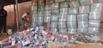 COMMERCE DE JOUETS EXPLOSIFS: Près de trois tonnes de pétards saisies par la police à Ouagadougou