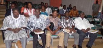MINISTÈRE DE L'ENSEIGNEMENT SUPÉRIEUR : L'Administration tient conseil
