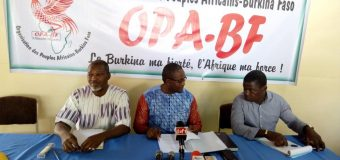 POLITIQUE NATIONALE: Me Ambroise Farama crée l'OPA-BF pour le «néo panafricanisme révolutionnaire»