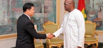 COOPÉRATION : Le Burkina rompt ses relations diplomatiques avec la Chine Taïwan