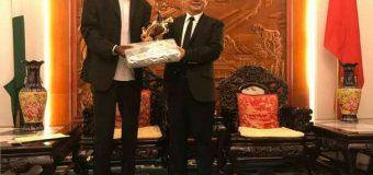 RELATION SINO-BURKINA: L'association  Les amis de la Chine populaire s'en félicite