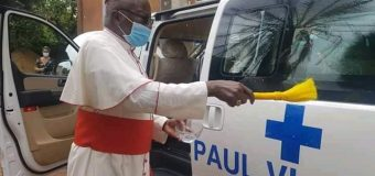HOPITAL PUL VI DE OUAGADOUGOU: Un diocèse vole au secours de celui de Ouagadougou